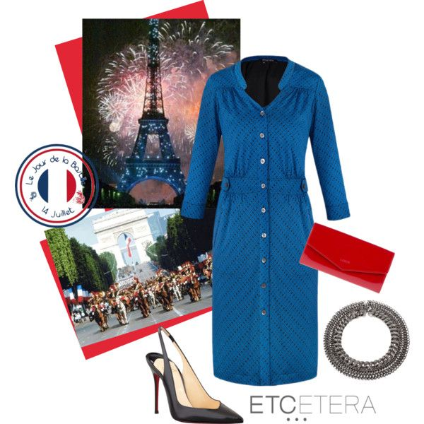 bastille day attire