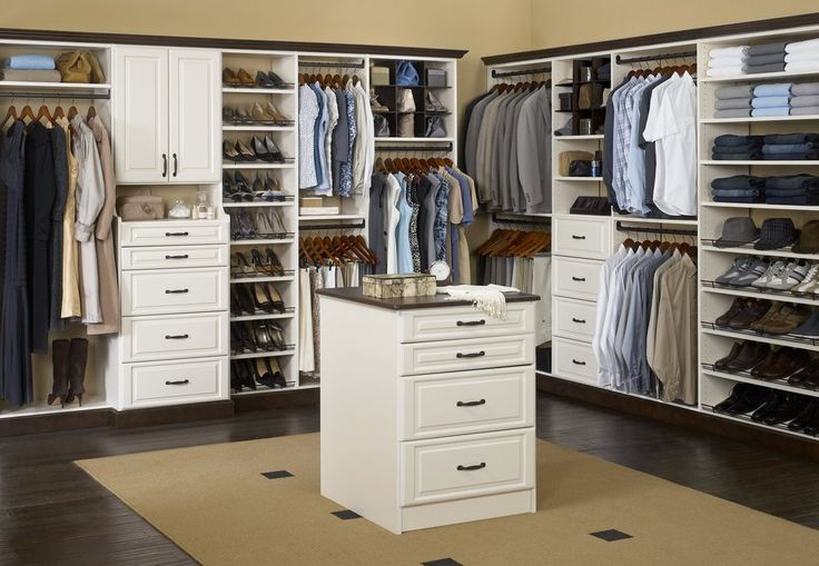 Master Bedroom Walk In Closet Home Pinterest