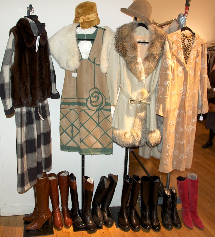manhattan vintage clothing show and sale treasure