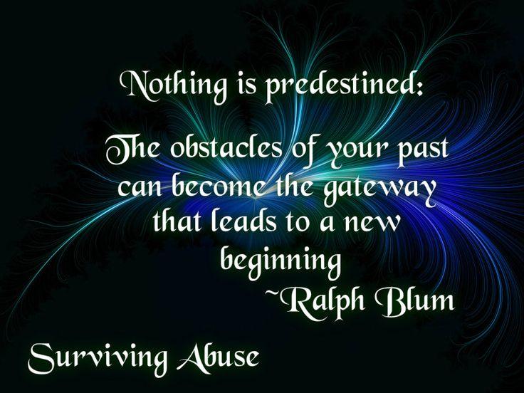 Ralph Blum Quotes surviving abuse Pinterest