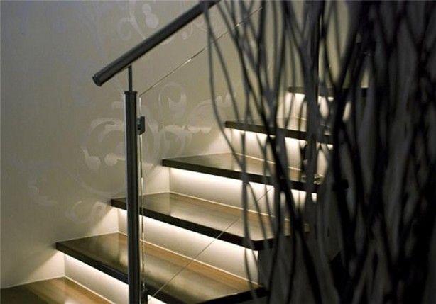Netled Room Lighting : LED Lights Under Stairs