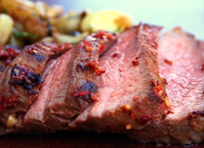 Harissa-Marinated Tri-Tip Roast | Food! Gotta love some Yummy/Easy r ...
