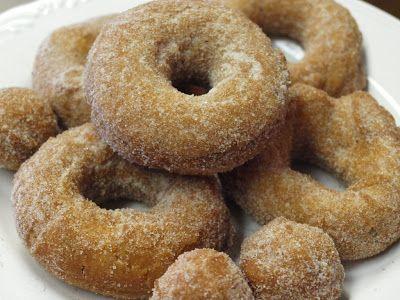 Easy homemade doughnuts | Recipes / Food | Pinterest