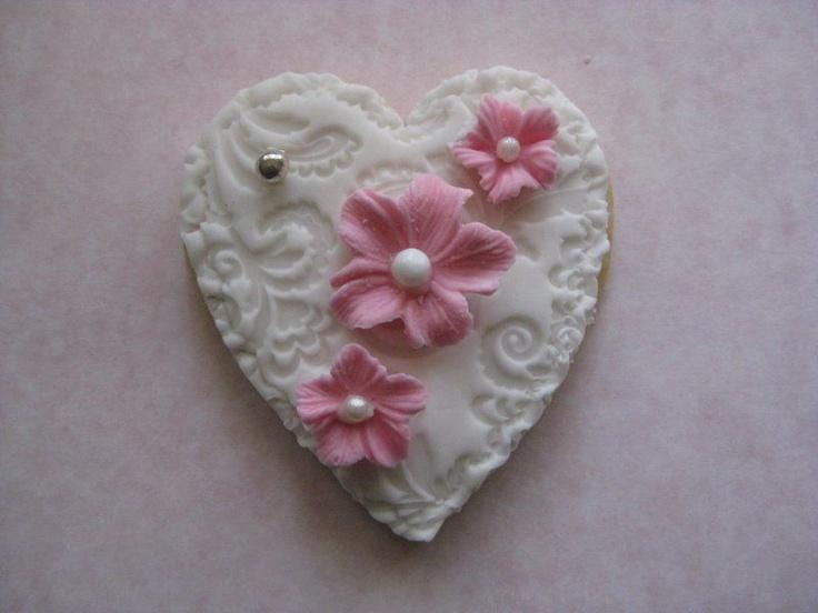valentine's cookie bouquet