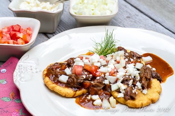 ... recipe for Biltmore's lamb shank sopes. (And inside story of