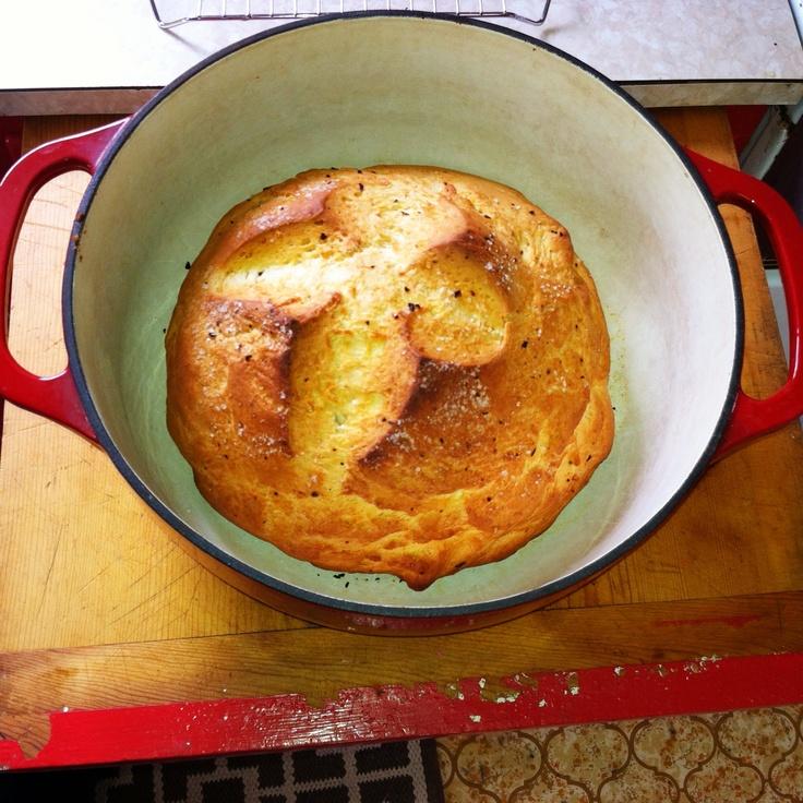 Pastor Ryan's Bloomin' Herb Bread | Recipe