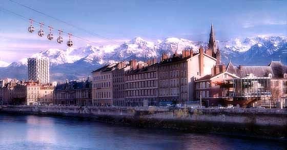 grenoble bastille telepherique tarif