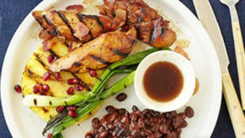 Simple Scrumptious Grilled Chicken | food | Pinterest