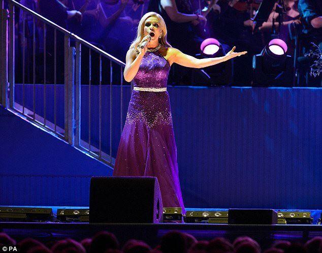 katherine jenkins memorial day concert 2015