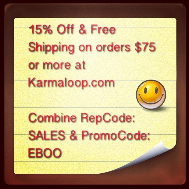 Karmaloop discount code not working
