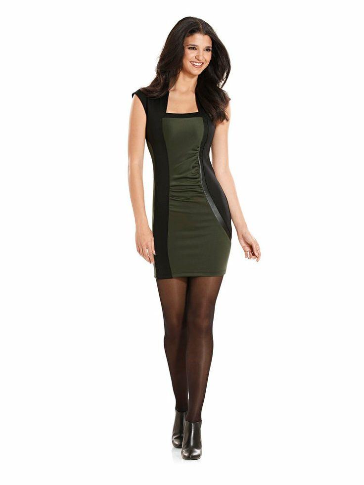 Etuikleid schwarz - Kleider im Mode