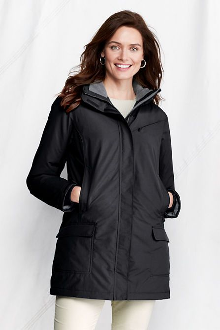 Women s Squall Parka from Lands End