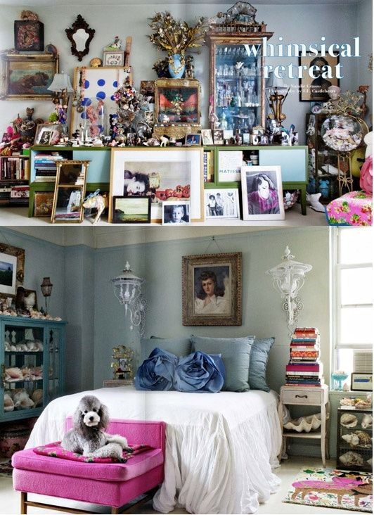 whimsical retreat bedroom dreamy bedrooms pinterest