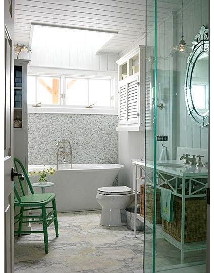 modern bathroom Sarah Richardson