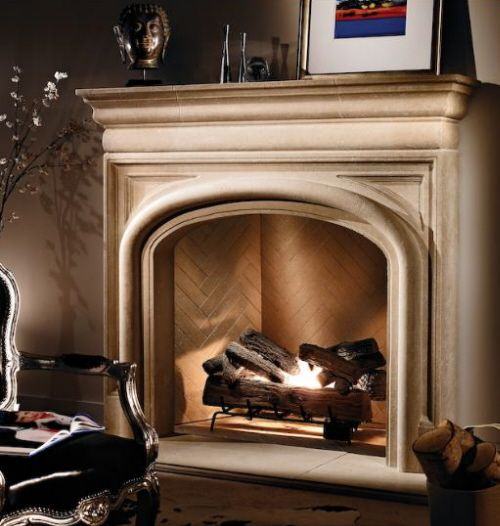 Fireplace Mantels Mantles Pinterest