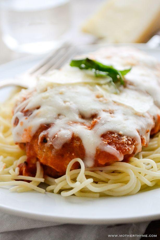 Skillet Chicken Parmesan | Recipe