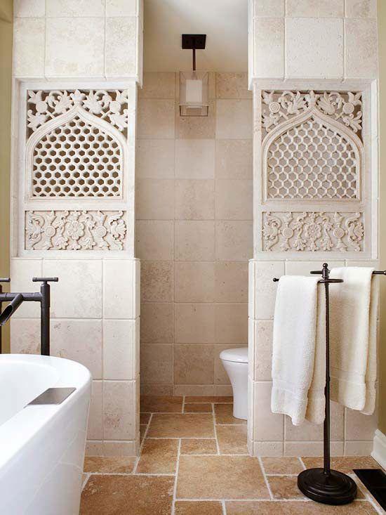 Old world bath bathroom design ideas pinterest for Old world bathroom ideas