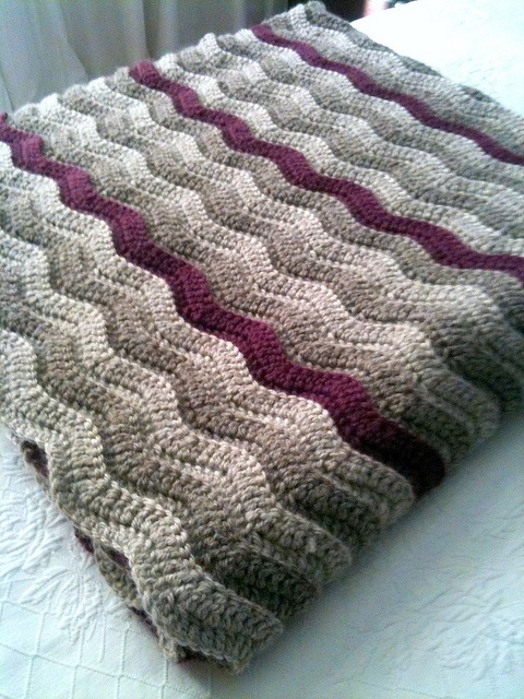 Chevron Knitting Pattern Afghan : Chevron afghan Sewing Pinterest