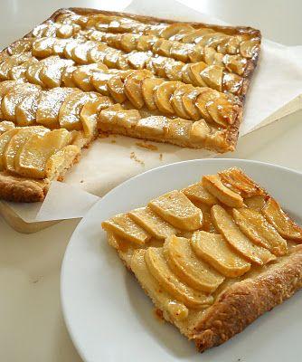 Apple Tarts Desserts Pinterest