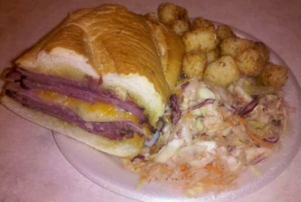 ... ii tater tots sandwich recipes dishmaps pate and tater tots sandwich