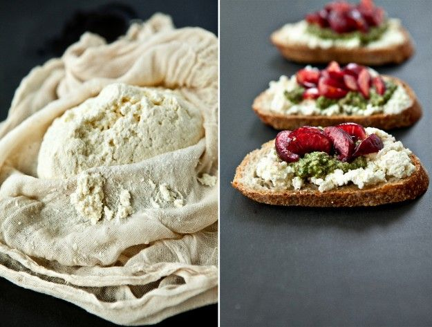 Sage & Walnut Pesto | Turkey Day: Sides | Pinterest