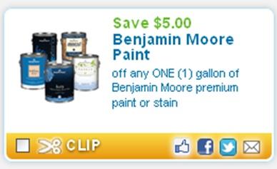 Benjamin moore paint coupons canada 2018