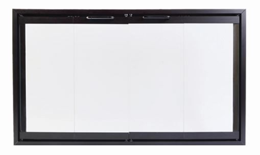 EZ Door For Most Makes Model Lennox Fireplace 359 Free Shipping