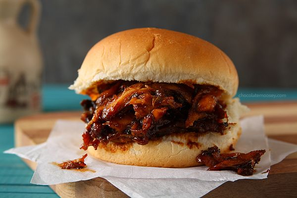 Maple BBQ Pulled Chicken Sandwiches | Recipes - Tried & Tested! | Pin ...