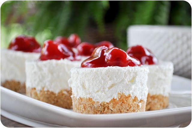 No Bake Cheesecake Recipe - By Lemon Sugar - can be made as ...
