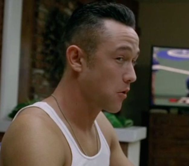 justin bieber hairstyle name : Moments From Joseph Gordon-Levitts
