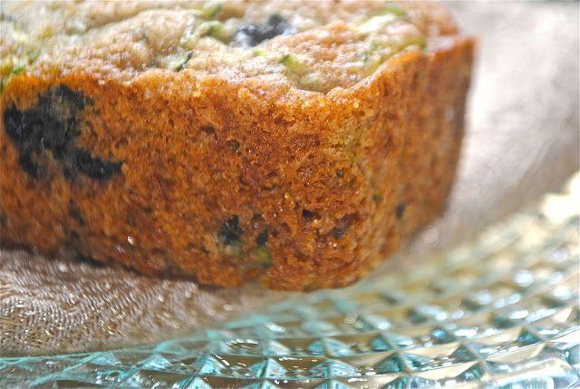 blueberry zucchini bread | Cute ideas | Pinterest