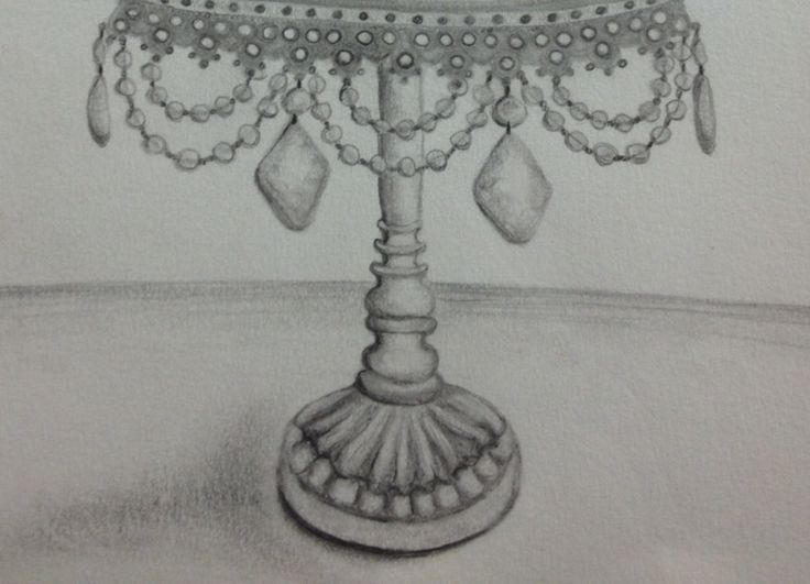 The gallery for --> Vintage Cake Sketch