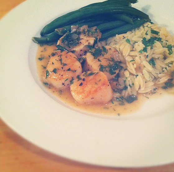 trout with pecan brown butter sauce pan seared trout butter butter ...