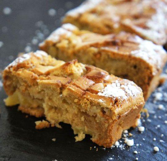 Quick Apple Bread Recipe ideaal bij een herfstweertje en een teveel ...