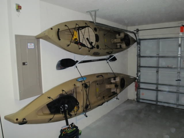 Image Detail For How To Build A Kayak Rack Howishow