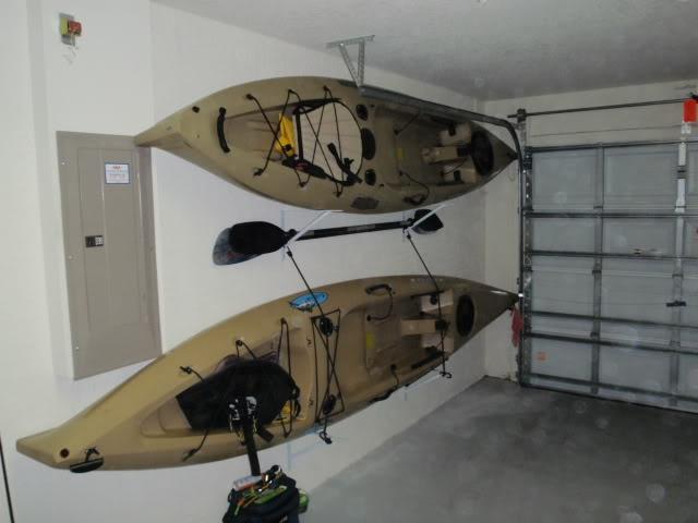 Garage Kayak Storage Rack Plans Diy - House Design And ...