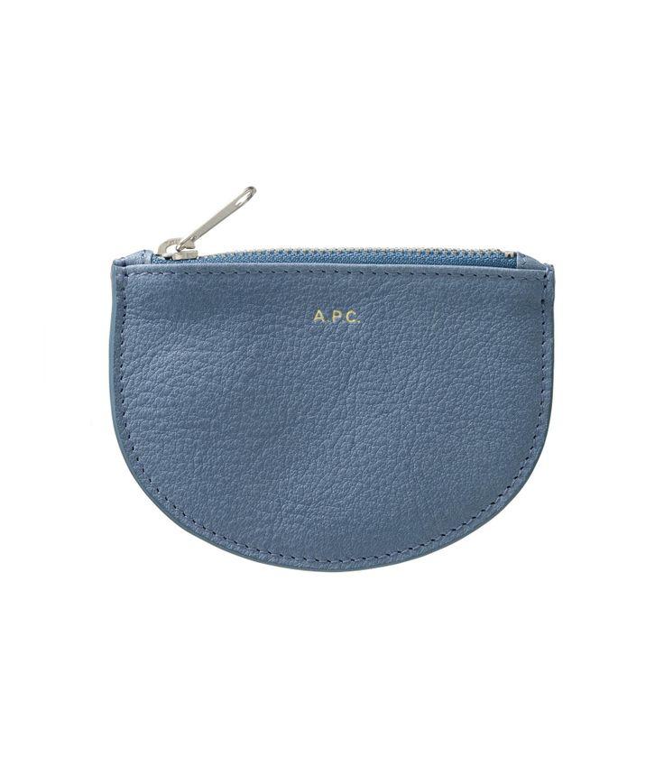 apc half moon coin purse sac pinterest. Black Bedroom Furniture Sets. Home Design Ideas