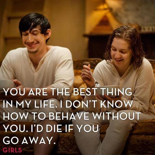 Adam and Hannah