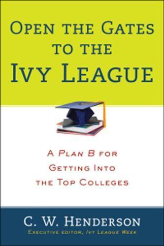 ivy league admission essay