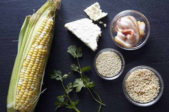 Summer Corn Salad with Toasted Grains - Recipes - Whole Foods Market ...