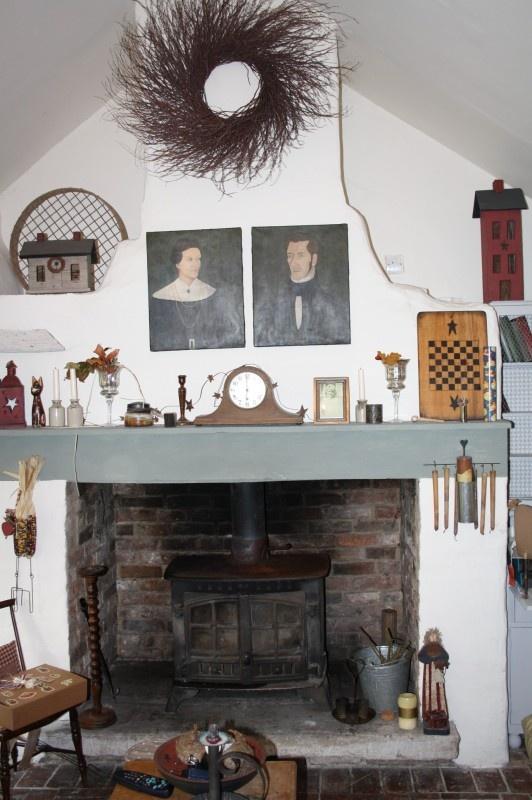 Early American decor | Early american decor | Pinterest