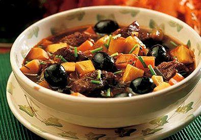 Autumn Lamb Stew   Recipe