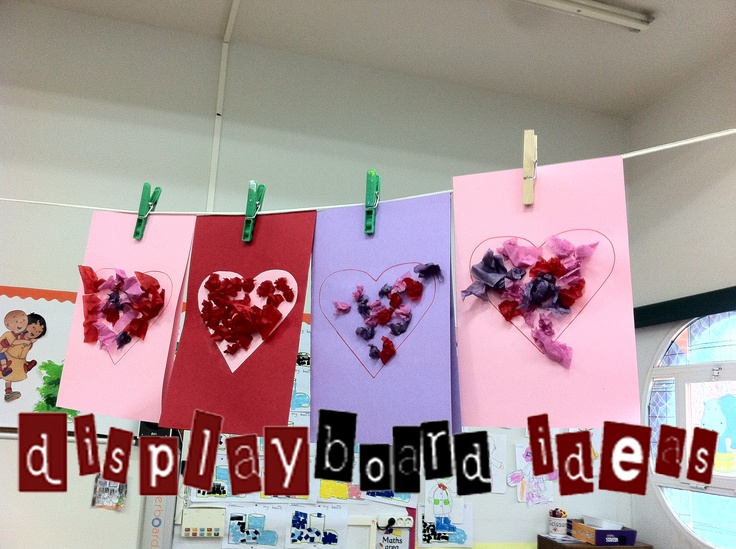 valentine's day crafts using handprints