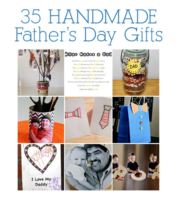 bags for men to carry 35 Handmade Fathers Day Gifts  Father39s get a day too