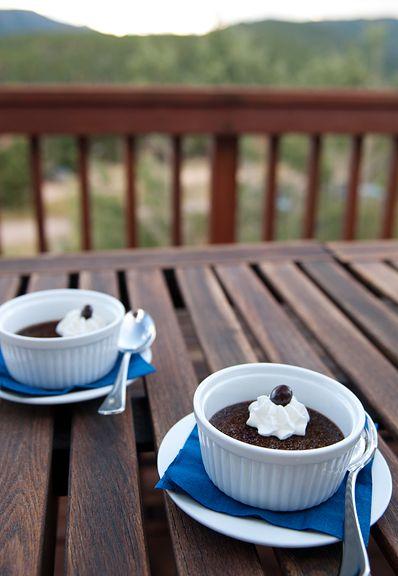 Mmm: Chocolate Espresso Crème Brûlée | Creme Brulee, Flan, Custard ...