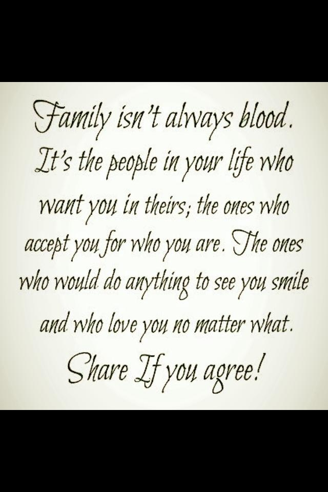 true meaning of family essay
