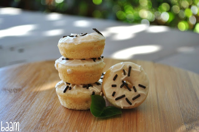 Maple Mini Donuts | 2 Time to Make the Donuts | Pinterest
