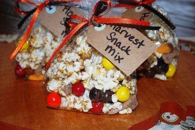popcorn trail mix   Acai's 1st Birthday   Pinterest
