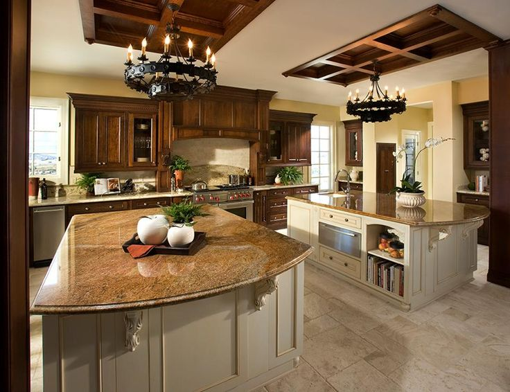 Pin by jackson design on kitchens pinterest for Earth tone kitchen designs