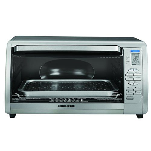 Countertop Toaster Convection Oven Reviews : Reviewed Black & Decker CTO6335S Countertop Toaster Oven